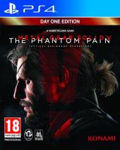 Lis�tietoja: metal gear solid V: the phantom pain day one edition